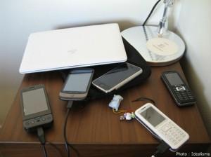 smartphones et tablettes 4G