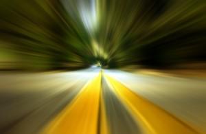 road-blur